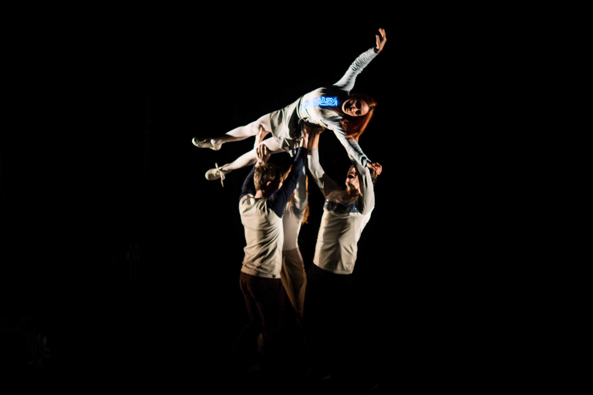 Tmesis Theatre | Beyond Belief | © Andrew Ness